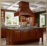 kitchen cabinets, sienna rope