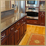 kitchen cabinets, pacifica